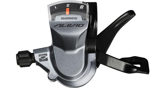 Shimano Alivio SL-M4000 Gearhåndtag 3-gears venstre grå